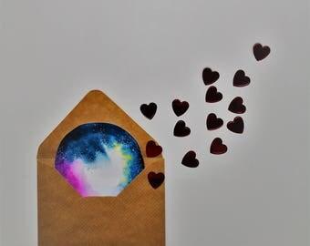 Cute unique Valentine's Day card