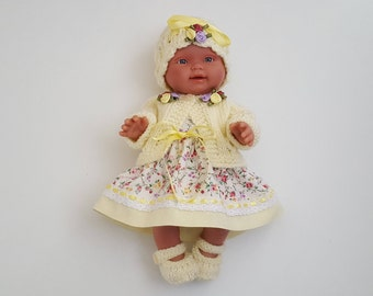 Dolls Clothes Set made for 10-11 inch / 25-28 cms Berenguer La Baby / Llorens  / Reborn  or similar