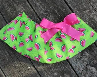 Get a slice! Pet Tutu, Mini Pig Clothes,Pig Clothes, Watermelon Pet
