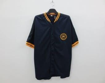 Starter Jersey Men Size XL Starter Baseball Jersey Starter Button Up Activewear