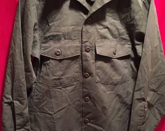 U.S Army 1970's Field Shirt