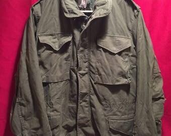 U.S Army 1970's M-65 Field Jacket