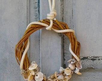Rope Garland and shells
