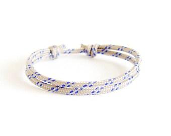 Outdoor Bracelet, Outdoor Gift, Outdoor Jewelry Survival Bracelet Men's