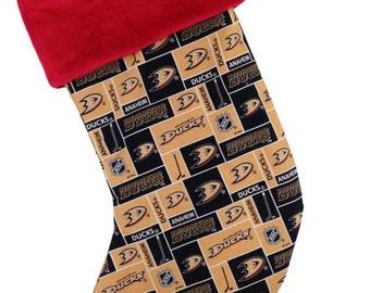Ducks Christmas Stocking