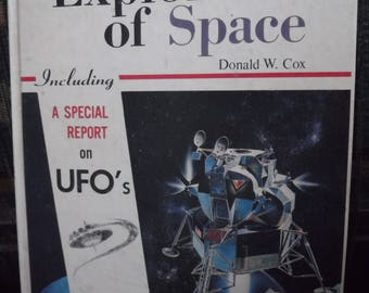 America's Explorers Of Space - Including A Special Reports On UFO's (HC, 1967)