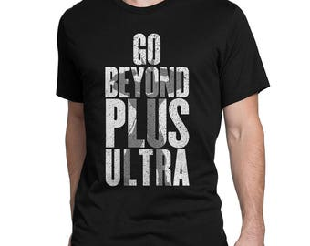 Go Beyond Plus Ultra T-shirt