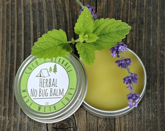 Herbal No Bug Balm