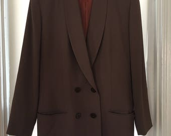 Vintage Lord and Taylor Double Breasted Jacket