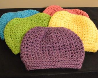 Messy bun beanie, crochet messy bun beanie, top knot, bun hat, crochet bun hat, ponytail beanie, ponytail hat, messy bun hat