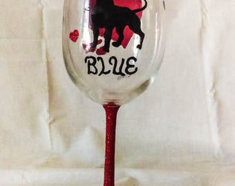 Bully Love: Red (Wine Glass)