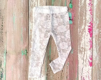 Girls Tights, Baby Lace Leggings, Baby Girl Tights, Toddler Tights, Lace Tights, Baptism Accessories, Sheer Leggings, Infant Girl Clothes,