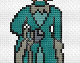 Catelyn Stark - Game of Thrones Cross Stitch Pattern