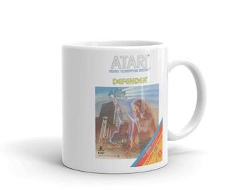 Atari Defender Mug