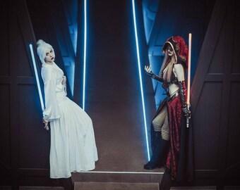 Any custom Jedi / Sith cosplay costume