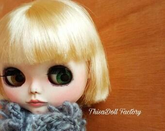 Blythe ooak custom doll, STELLA by Thisadoll