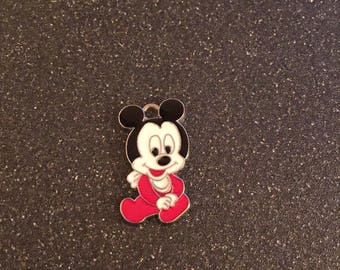 Baby Mickey Mouse charm