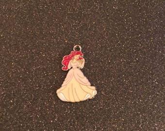 Little Mermaid Ariel charm