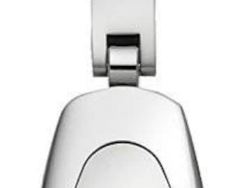Chevy Malibu Keychain & Keyring - Teardrop