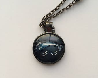 Game of thrones necklace..River Run