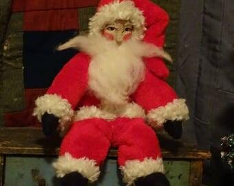 Cabinfolk Santa in Red