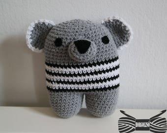 Crochet Cuddle Koala Amigurumi