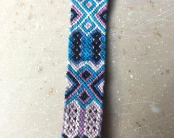 Handmade Tribal Pattern Friendship Bracelet