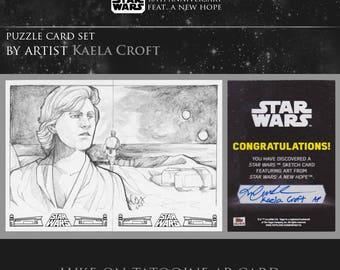 Topps Star Wars 40th Anniversary - Luke On Tatooine