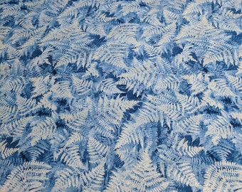 Ice-Frozen Trees Cotton Fabric from Quilting Treasures