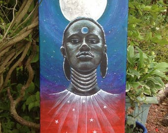 Arawa - Moon Goddess