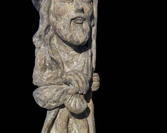 Saint James of Compostella sculpture