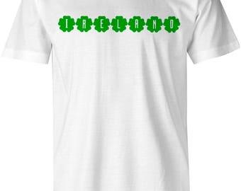 Ireland T-Shirt Mens & Womens, World Travel Tee, Bartender Shirt, Funny Cool Irish T-shirt, Summer Shirt, More Colors Available
