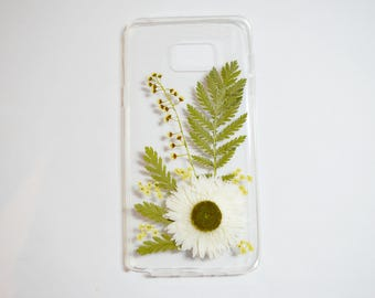pressed flower phone case Iphone case Iphone 6 6s case floral cases samsung galaxy s8 plus case samsung galaxy s5 samsung s7 dried flowers