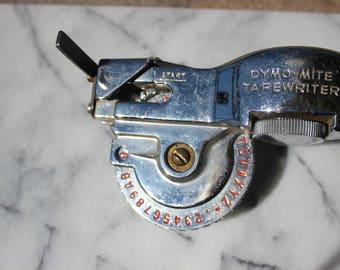 Vintage Label Maker