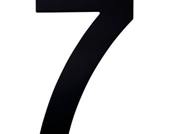 Medium Sized House Number 7