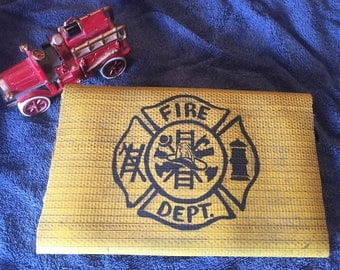 Fire Hose Painting