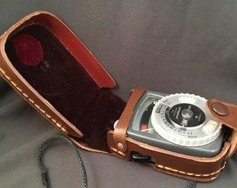Vintage Gossen Pilot Light Meter