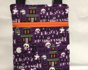 Halloween Crossbody Bag