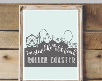 Twisted Printable & Graphic