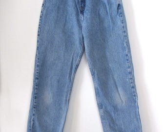 80s Levis 560 /26 / 2-4 High Waist/ 1980s Faded Mom Jeans / 26 x 31