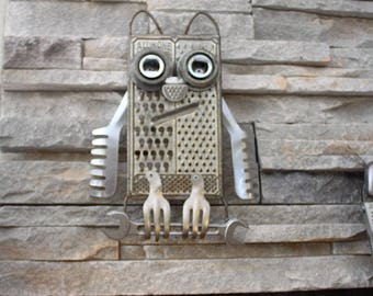 Styx the Repurposed Owl