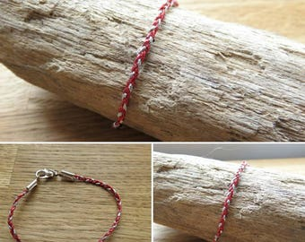 Braided bracelet braided 16360