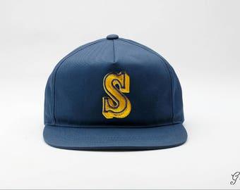 Seattle Mariners Hat - Vintage Mariners Hat | Vintage Seattle Mariners | Retro Mariners Hat | Seattle Hat | Vintage Seattle Mariners Hat