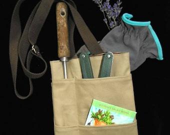 Gardener's Cross Body Tool Bag