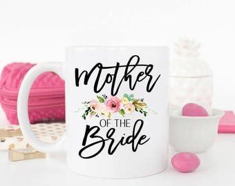Mother of the Bride Mug, Wedding Mug for the Father of the Groom, Father of the Bride Wedding Mug, Father mug, Parents Wedding Mug