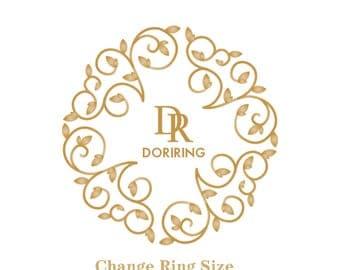 Change Ring Size