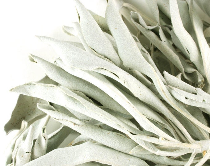 Bulk White Sage Loose Incense - Sold by the ounce