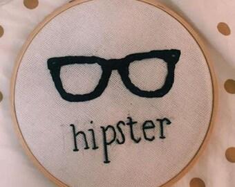 Hipster 6'' Hoop