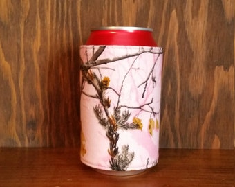 Pink Camo Can Cooler Wrap, Pink Camo Can Wrap, Pink Camo Soda Can Wrap, Beer Wrap, Pink Camo Pop Wrap, Pink Camouflage Can Wrap