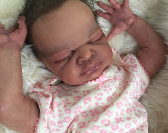 Beautiful Armani - AA Reborn Baby Doll - One of a Kind